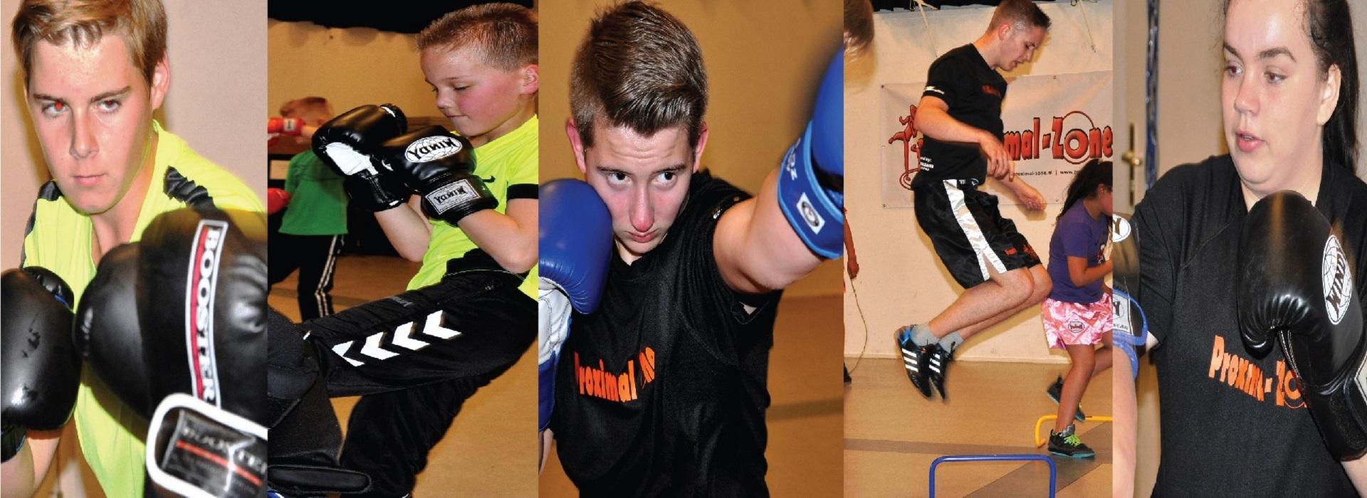 ProximalZone boksen kickboksen Hoorn Grote Waal